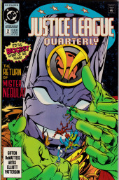 Justice League Quarterly (1990) -2- Tome 2
