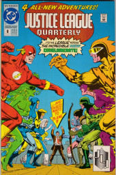 Justice League Quarterly (1990) -8- Tome 8