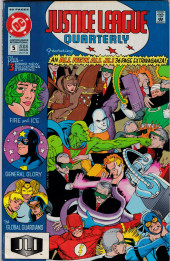 Justice League Quarterly (1990) -5- Tome 5