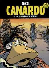 Canardo (Une enquête de l'inspecteur) -10b2014- La Fille qui rêvait d'horizon