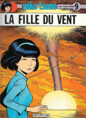 Yoko Tsuno -9a83- La fille du vent