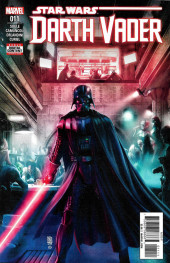 Darth Vader (2017) -11- The Rule Of Five Part I