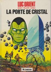 Luc Orient -12a86- La porte de cristal