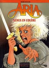 Aria -18- Vénus en colère