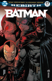 Batman Rebirth (DC Presse) -9- Tome 9