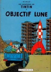 Tintin (Historique) -16B36bis- Objectif lune