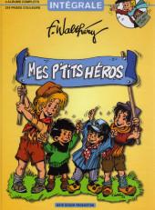 (AUT) Walthéry -INT- Mes P'tits héros