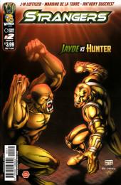 Strangers (Hexagon Comics) -20122- Jayde vs Hunter