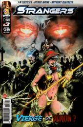 Strangers (Hexagon Comics) -20123- Vierge ou Démon ?