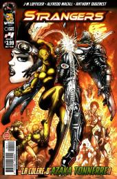 Strangers (Hexagon Comics) -20124- La colère d'Azaka Tonnerre !
