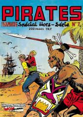 Pirates (Mon Journal) -7- Eric Tête Folle - L'île des cannibales