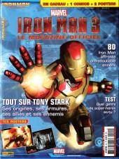 Iron Man Hors-Série -2- Iron Man 3