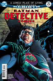Detective Comics (1937), Période Rebirth (2016) -967- A Lonely Place of Living - Chapter 3