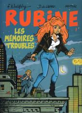 Rubine -1HC- Les mémoires troubles