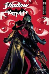 Shadow/Batman (The) (2017) -5- Part Five