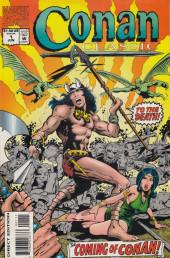 Conan classic (1994) -1- The coming of Conan