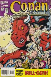 Conan classic (1994) -10- Beware the wraith of Anu