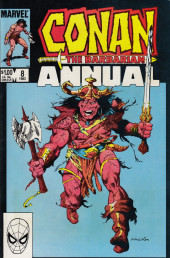 Conan the Barbarian Vol 1 (Marvel - 1970) -AN08- Dark night of the white queen