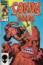 Conan the Barbarian Vol 1 (Marvel - 1970) -AN09- Wrath of the shambling god