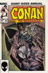 Conan the Barbarian Vol 1 (Marvel - 1970) -AN10- Scorched earth
