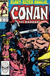 Conan the Barbarian (1970) -AN12- Legion of the dead