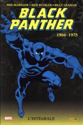 Black Panther (L'intégrale) -1- L'Intégrale 1966-1975