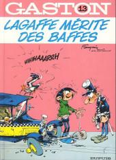 Gaston -13b1991- Lagaffe mérite des baffes