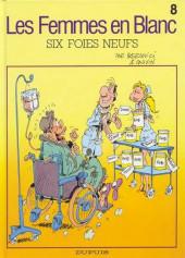 Les femmes en Blanc -8b1992- Six foies neufs