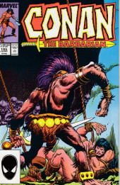 Conan the Barbarian Vol 1 (Marvel - 1970) -195- Blood of Ages