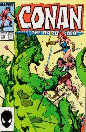 Conan the Barbarian Vol 1 (Marvel - 1970) -196- The Beast