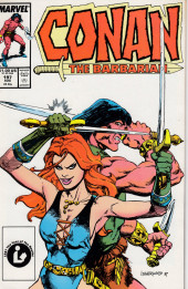 Conan the Barbarian Vol 1 (Marvel - 1970) -197- Stand