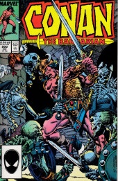 Conan the Barbarian Vol 1 (Marvel - 1970) -200- The fall of Acheron