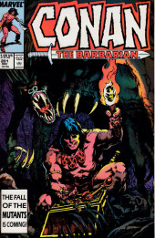 Conan the Barbarian Vol 1 (Marvel - 1970) -201- Into the Black Pit