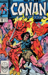 Conan the Barbarian Vol 1 (Marvel - 1970) -205- Necropolis