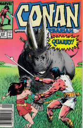 Conan the Barbarian Vol 1 (Marvel - 1970) -210- Storm