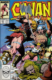 Conan the Barbarian Vol 1 (Marvel - 1970) -211- Narrow House