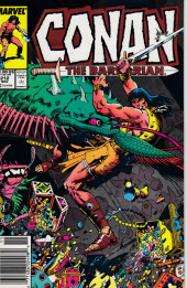 Conan the Barbarian Vol 1 (Marvel - 1970) -212- The Warrior's Way