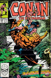 Conan the Barbarian Vol 1 (Marvel - 1970) -213- The Gate