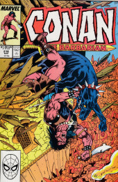 Conan the Barbarian Vol 1 (Marvel - 1970) -216- The Blade of Zed