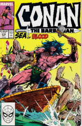 Conan the Barbarian Vol 1 (Marvel - 1970) -218- Island Life
