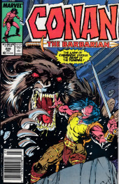 Conan the Barbarian Vol 1 (Marvel - 1970) -220- Blood and Ice