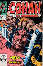 Conan the Barbarian Vol 1 (Marvel - 1970) -222- The Mask of Vengeance