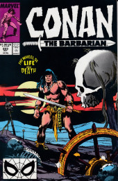 Conan the Barbarian Vol 1 (Marvel - 1970) -223- The Wheel of Life and Death