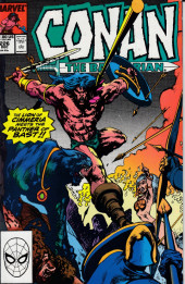 Conan the Barbarian Vol 1 (Marvel - 1970) -226- The Shape of the Shadow