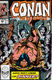 Conan the Barbarian Vol 1 (Marvel - 1970) -228- Red Teeth