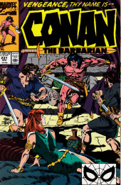 Conan the Barbarian Vol 1 (Marvel - 1970) -231- The Burning Tower