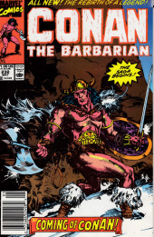 Conan the Barbarian Vol 1 (Marvel - 1970) -232- Birth on the Battlefield