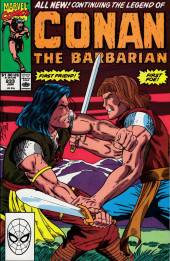 Conan the Barbarian Vol 1 (Marvel - 1970) -233- Rituals