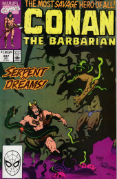 Conan the Barbarian Vol 1 (Marvel - 1970) -237- Serpent of Dreams
