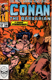 Conan the Barbarian Vol 1 (Marvel - 1970) -239- Dancing With The Devil